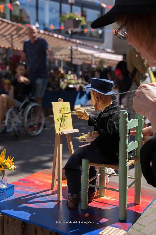 Vincend Kunstmarkt Tiel