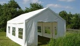 party tent verhuur