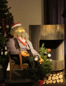 de kerstman