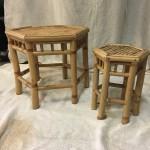 bamboe tafeltjes